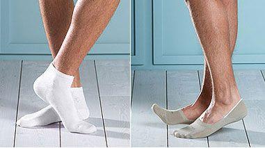 Виды носков