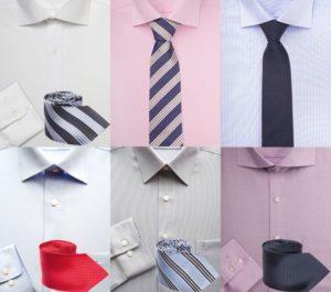 Какой галстук к рубашке