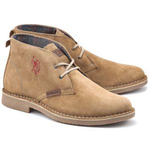 с чем носить замшевые ботинки
