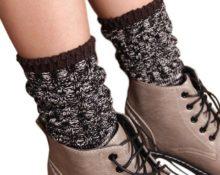 с чем носить ботинки носки