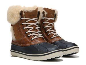 Теплые ботинки Крокс