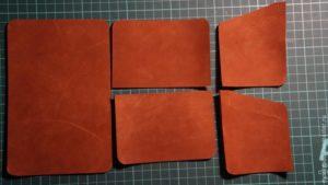 Подготовка к сшиванию