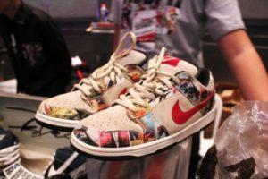 Nike Dunk Low Pro SB 'Paris'.