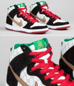 Nike SB Flom Dunk High.