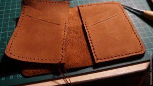 Сшивание портмане