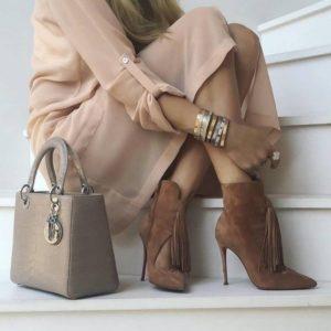 Компактная деловая сумочка
