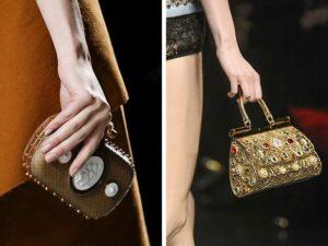 Вечерние сумочки – или клатчи