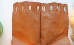 Распороли швы в сумке