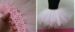 Пример создания юбки