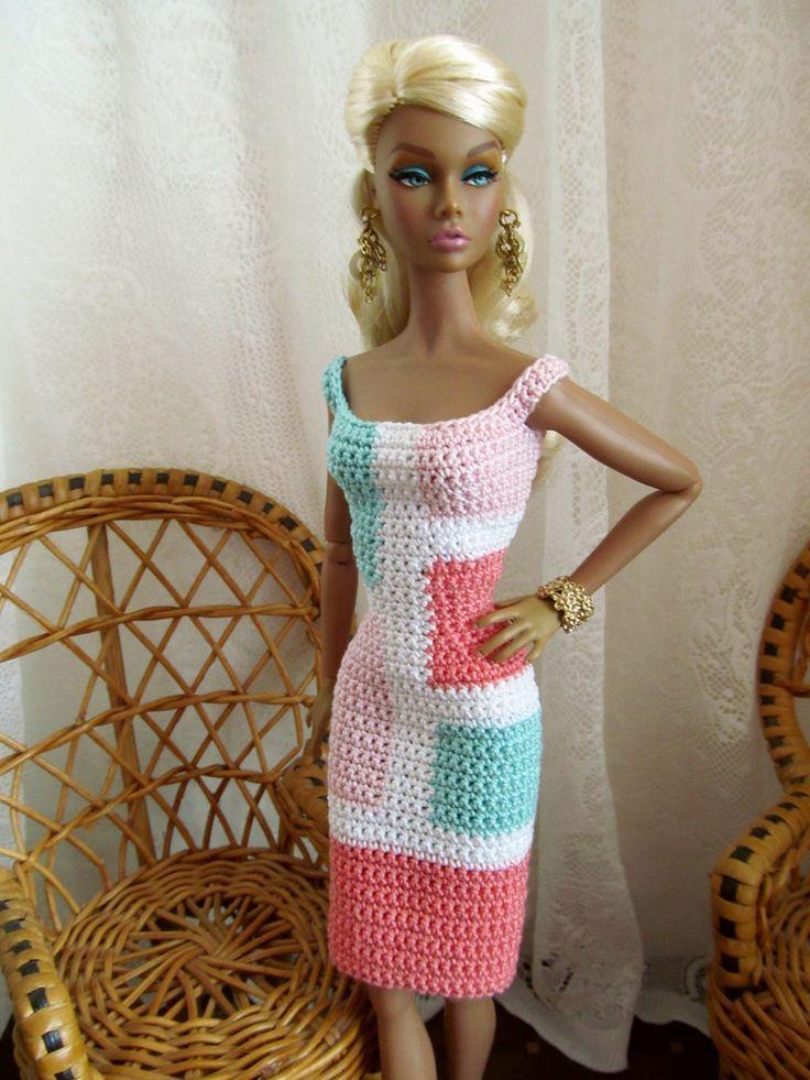 Барби модель 1