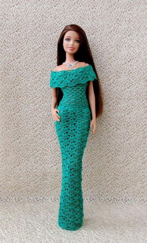 Барби модель 3