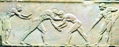Бокс в древности