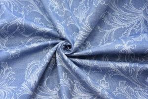 Что такое ткань жаккард для одежды