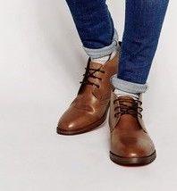 Ботинки чукка классика