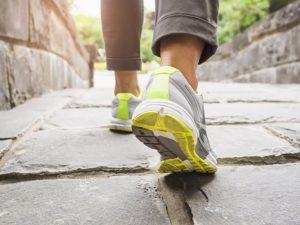 пронация при ходьбе в кроссовках