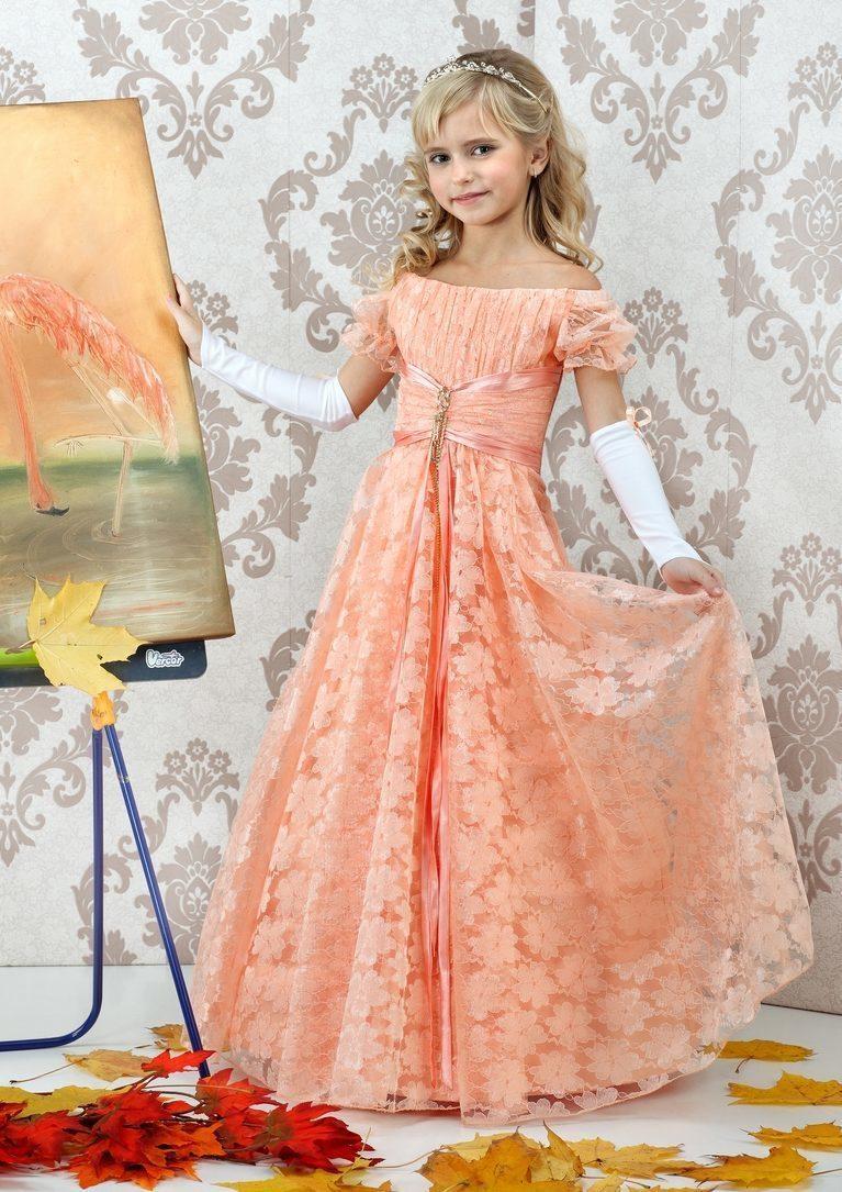 Детское платье ампир