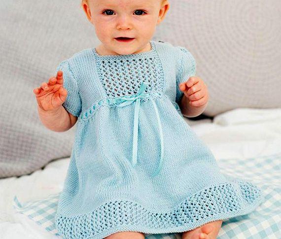 Детское платье модель 1