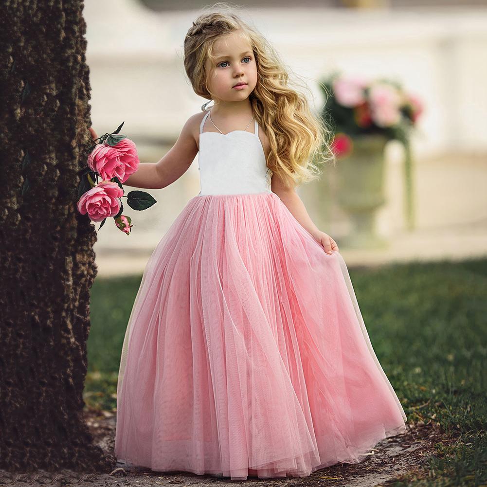 Детское платье принцесса 1