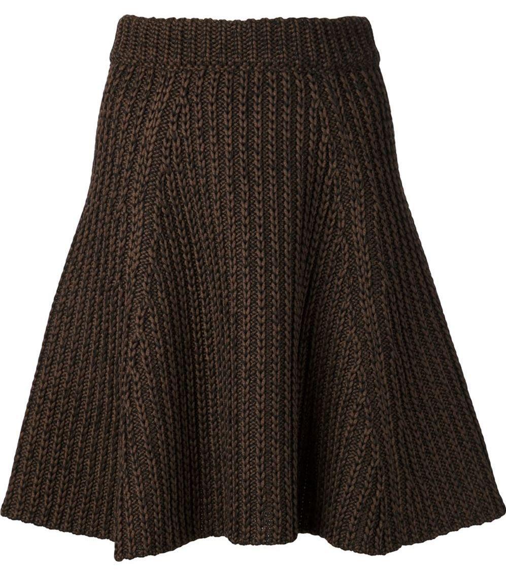 Длинная юбка модель 2