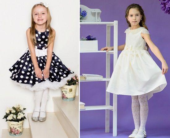 Детские платья 2