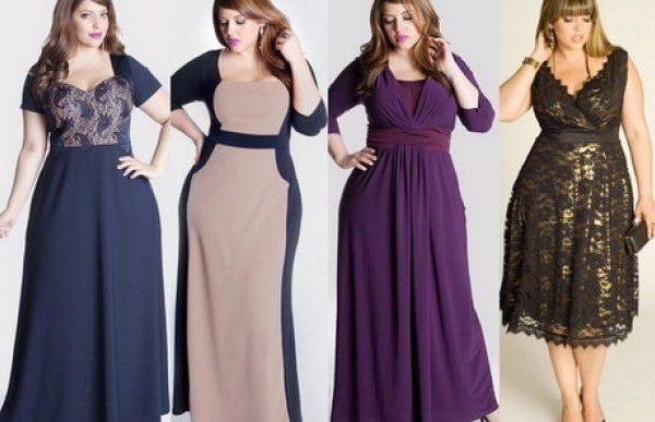 Летние платья для полных дам