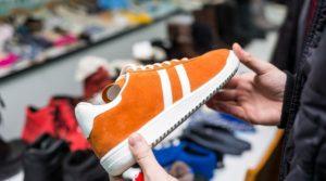 Из чего делают кроссовки?