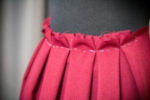 Как правильно пришить юбку на юбку