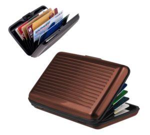 кошелёк с защитой от считывания