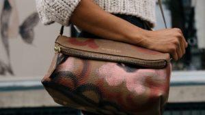 изношена сумка