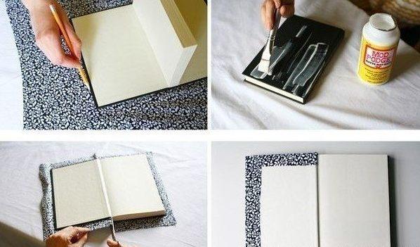 Подготовка книги