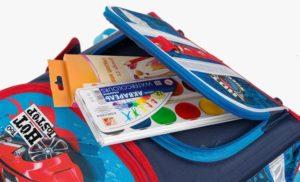 правильно собрать рюкзак в школу