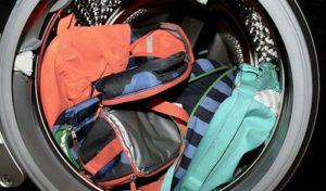 стирка рюкзака