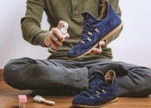 чистка кроссовок
