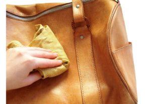правила ухода за сумкой из натуральной кожи