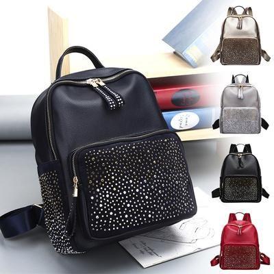 Как украсить школьный рюкзак