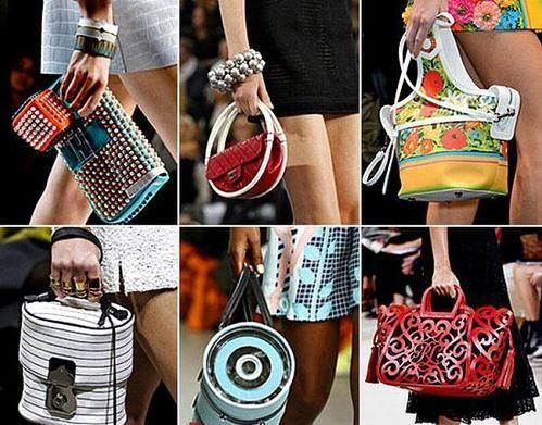 Формы сумок
