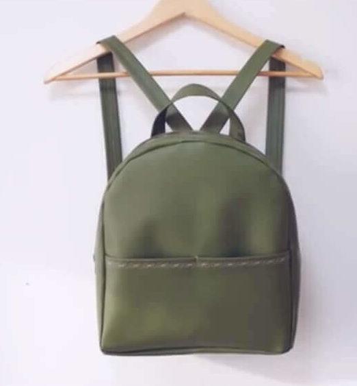 Классический рюкзак сшить