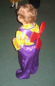 Детский костюм Карлсона 1
