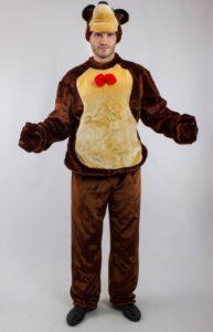Как сделать своими руками костюм медведя для взрослого