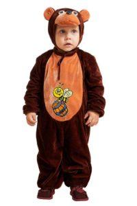 Как сделать своими руками костюм медведя для ребенка