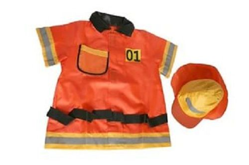 Пошив куртки пожарного