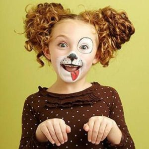 костюм собаки для девочки