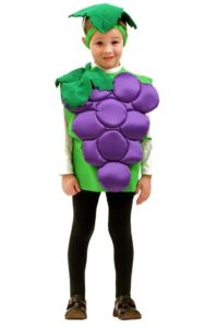 костюм винограда