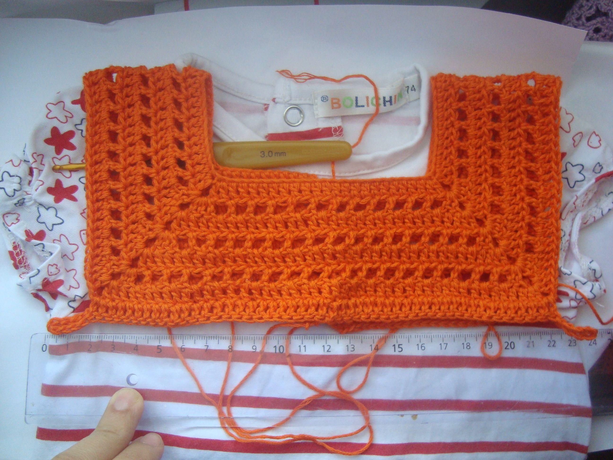Оранжевая квадратная кокетка размеры
