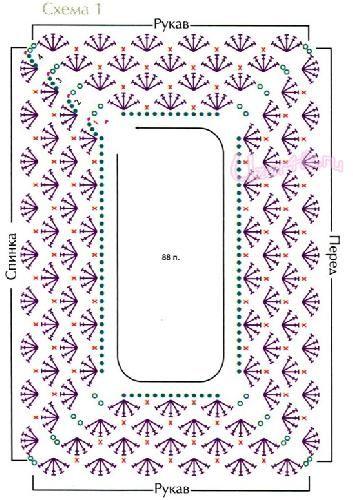 Схема 2 квадратной кокетки
