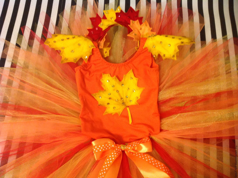 Костюм листика платье 3