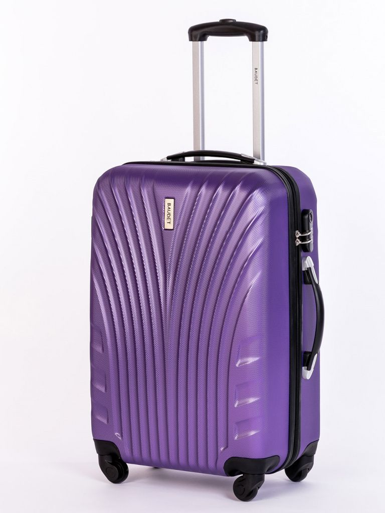 Выдвижная ручка на чемодане