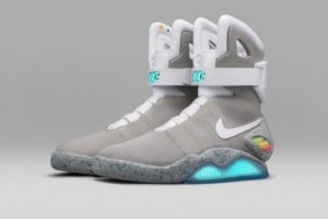Nike Mag «Back to the Future.