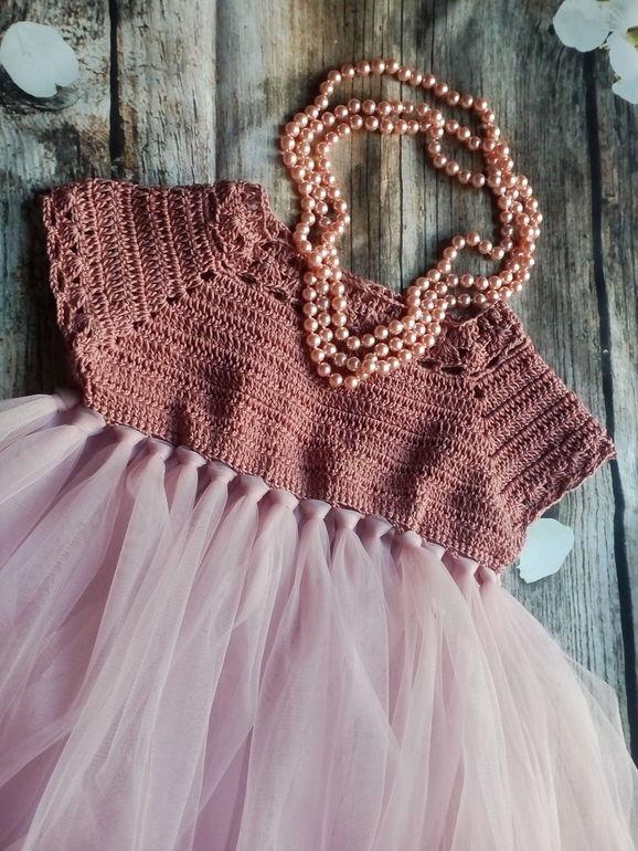 Новогоднее платье модель 1