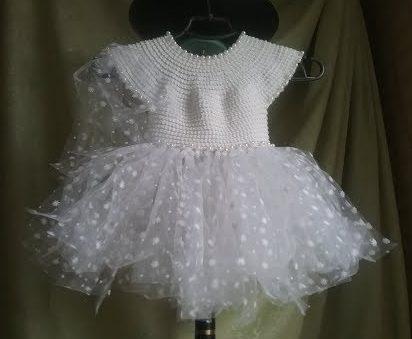 Новогоднее платье модель 2
